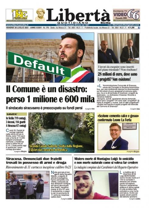 thumbnail of Libertà Sicilia 30-07-21