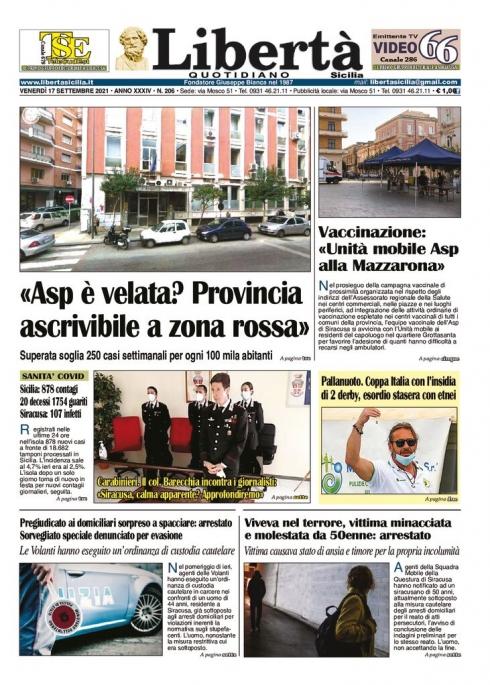 thumbnail of Libertà Sicilia 17-09-21