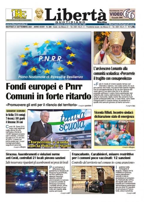 thumbnail of Libertà Sicilia 21-09-21