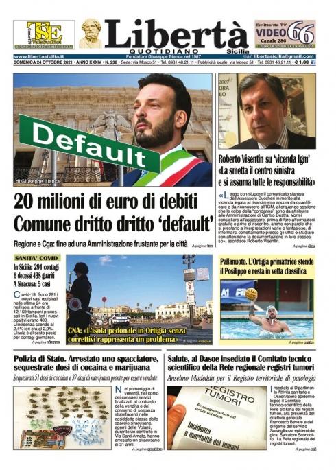 thumbnail of Libertà Sicilia 24-10-21